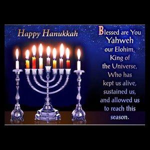 Other - Dear friends! Happy Chanukah!
